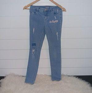 Justice Jegging Jeans